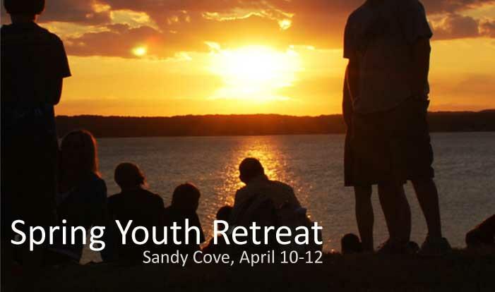 Spring Youth Retreat - Apr 10 2015