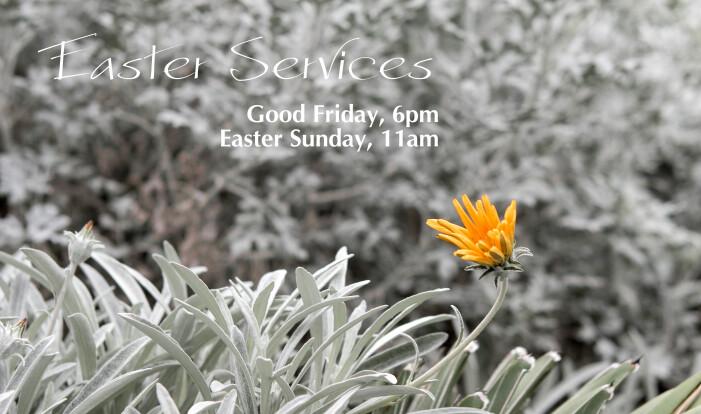 Easter Service - Apr 5 2015 11:00 AM