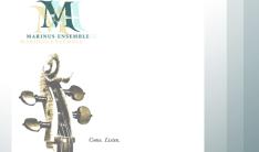 Marinus Ensemble Concert - Feb 27 2016 7:00 PM