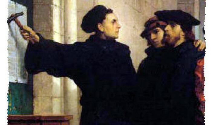 Reformation Sunday Joint Service  - Oct 28 2018 6:00 PM