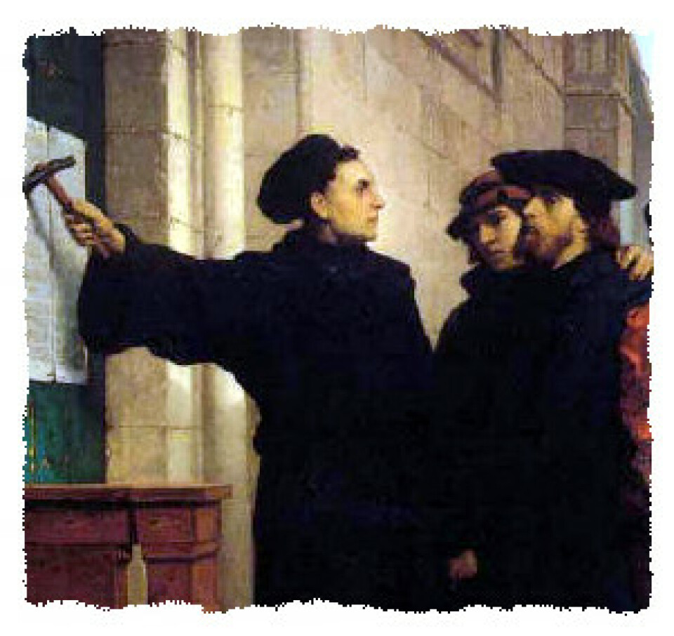 Reformation Sunday Joint Service