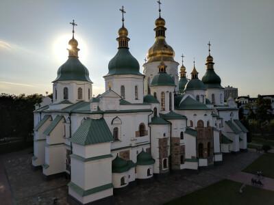 Saint Sophia's in Kiev
