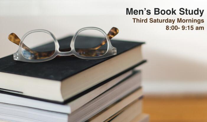 Men's Book Study